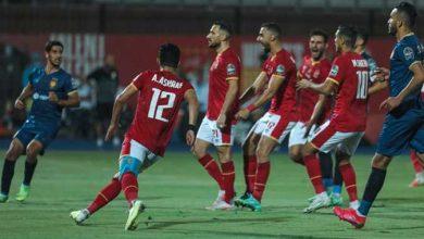 """صورة الأهلي يسحق الترجى التونسى بثلاثية نظيفة ويتأهل إلى """"نهائي دوري أبطال أفريقيا"""""""