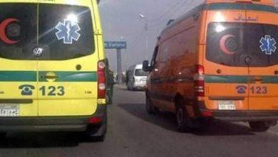 صورة مصرع وإصابة 3 أشخاص في حادث بالمنيا