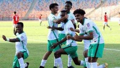 صورة السعودية تقصي مصر بنتيجة (3/2) وتتأهل إلى نهائي كأس العرب للشباب تحت 20 سنة