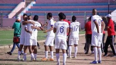 صورة الشرقية للدخان يفوز على طهطا بخماسية نظيفة ويصعد إلى الدوري المصري الممتاز