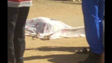 صورة عاجل وبالاسم.. مصرع شاب إثر حادث تصادم بمغاغة التابعة للمنيا