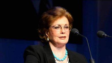 صورة وفاة جيهان السادات قرينة الرئيس محمد أنور السادات