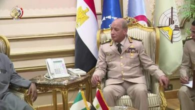 صورة نبيل أبوالياسين : تصريح وزير الدفاع رسالة تحمل في طيها العزة والقدرة