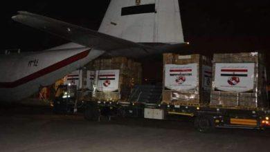صورة بتوجيهات من الرئيس السيسى.. مصر ترسل مساعدات طبية للأشقاء في تونس