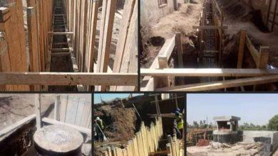 صورة ٤٠.٣ مليون جنيه لتنفيذ مشروع الصرف الصحي بقرية الشيخ رحومة بسوهاج