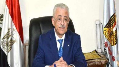 صورة وزير التعليم يرد على اتهامه بعدم تنفيذ وعوده بتطوير الثانوية العامة