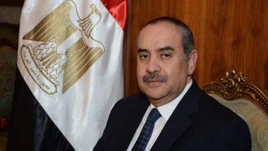 صورة وزير الطيران المدني يقوم بجولة تفقدية مفاجئة لمبنى الركاب رقم ٣ بمطار القاهرة الدولي