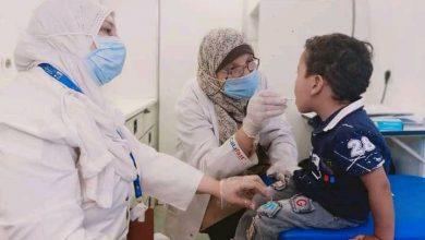 صورة صحة المنيا تقدم الخدمات الطبية والعلاجية لـ 1406 مواطن بقرية الهمة بمركز مطاي