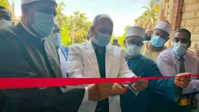 صورة محافظ أسوان يكلف السكرتير العام بإفتتاح مسجد الصفا والمروة بالسباعية بتكلفة 1،7 مليون جنيه