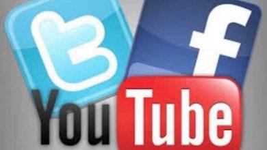 صورة شركات وسائل التواصل الإجتماعي والمعلومات الخاطئة