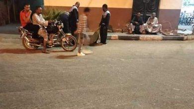 صورة رفع 30 طن مخلفات وأتربة في حملة بنجع بدران بالأقصر
