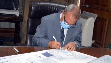 صورة محافظ القليوبية يعتمد المخطط التفصيلي لمدينة طوخ