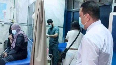 صورة وكيل الصحة بالمنوفية يتفقد سير العمل في مجمع مستشفيات ميت خلف