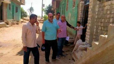 صورة المنيا ترصد وتزيل 52 حالة بناء مخالف في إجازة عيد الأضحي