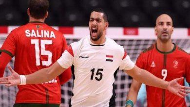 """صورة منتخب مصر لكرة اليد يفوز على البرتغال (31/37) فى """"أولمبياد طوكيو 2020"""""""