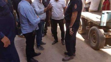 صورة بسبب تصدعات وشروخ.. إخلاء منزل من السكان بغرب أسيوط