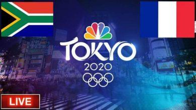 صورة فرنسا الأوليمبي يضرب جنوب أفريقيا «بالقاضية »في مباراة مثيرة