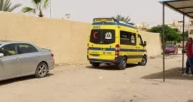 صورة بالتفاصيل.. إصابة 6 أشخاص إثر إنقلاب سيارة بطريق الصحراوي الشرقي