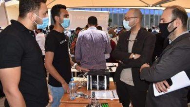 صورة الجامعة المصرية الروسية تنظم الملتقى العلمى للاتصالات والميكاترونيك بـ150 مشروع