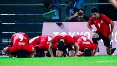 صورة أولمبياد طوكيو 2020 .. مصر الأوليمبي يصعق استراليا ويتأهل للدور ربع النهائي برفقة اسبانيا