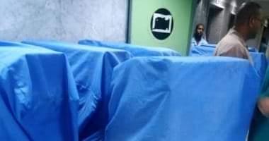 صورة دعم مستشفى أسوان الجامعى بـ33 حضانة وجهاز جديد للأطفال المبتسرين