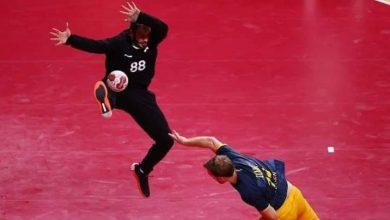 صورة رسمياً | مصر لليد يفوز علي السويد .. ويضمن تأهله لربع النهائي