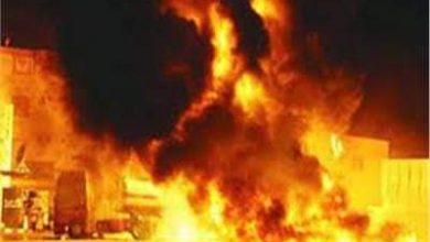 صورة الحرائق تتصدر أعلى قائمة حوادث اليوم