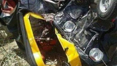 صورة إصابة 5 أشخاص في إنقلاب توك توك بقرية حجازه مركز قوص بقنا