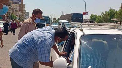 صورة حملات تفتيشية مفاجئة لمنع التلاعب في تعريفة الركوب بمحافظة قنا