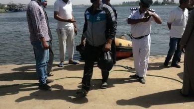 صورة انتحار طالب بكلية الطب في نهر النيل بالمنيا