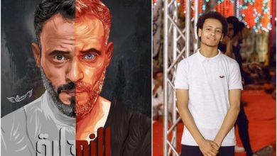 صورة محمود إبراهيم يحلم بكونه أكبر فنان فيكتور في مصر