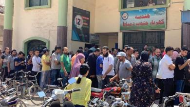 صورة حالة من الغضب بين المواطنين بمحافظة دمياط