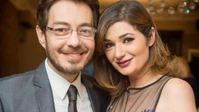 """صورة أحمد زاهر يعبر عن حبه لزوجته علي أنغام أغنية """"تملي معاك"""""""