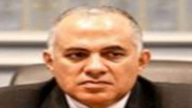 صورة وزير الري: مصر تعاني من الشح المائي ونحتاج لـ114 مليار متر مكعب سنويًا