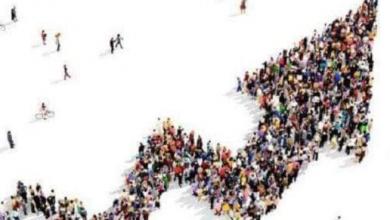 صورة الساعة السكانية تعلن وصول سكان مصر لـ102 مليون