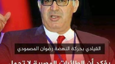صورة نائلة السليني ترد على شائعة وجود غاية مصرية لهدم الديموقراطية التونسية