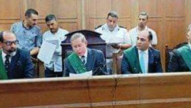 صورة الإعدام لسيدة بتهمة قتل زوجها بالسم فى الدقهلية