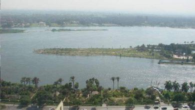 صورة تصميمات جمالية في كورنيش النيل بالمعادي احتفالًا بالعيد القومي للقاهرة