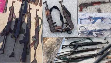 صورة ننشر بيان القيادة العامة للقوات المسلحة بعد مقتل 89 تكفيري وإستشهاد 8 مجندين
