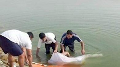 صورة غرق طفلة بمركز جرجا في سوهاج