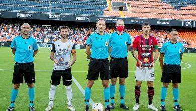 صورة فالنسيا يهزم ميلان بركلات الترجيح بعد مباراة سلبية