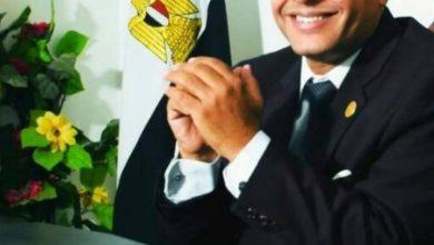 صورة الدكتور أحمد المصري عميدا لمعهد دراسات المشروعات الصغيرة والمتوسطة ببني سويف