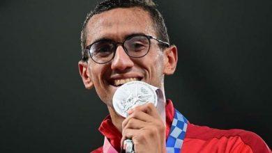 صورة فضية تاريخية لمصر ..«أحمد الجندي» أول رياضي افريقي يحقق ميدالية بالخماسي الحديث
