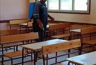 صورة استمرار امتحانات الدور الثاني لصفوف النقل بالإعدادي في المنيا