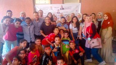 """صورة جامعة المنيا تطلق """"القافلة الفنية لمراكز الفنون"""" بالتعاون مع وزارة الشباب والرياضة"""