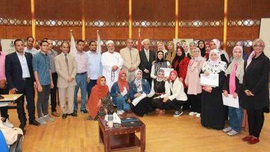 صورة رئيس جامعة الأزهر يؤكد أن الإسلام جاء لنشر الطمأنينة بين جميع الشعوب
