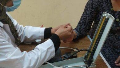 صورة الكشف على 58 الف سيده ضمن اعمال المبادرة الرئاسية للاهتمام بصحة الام والجنين