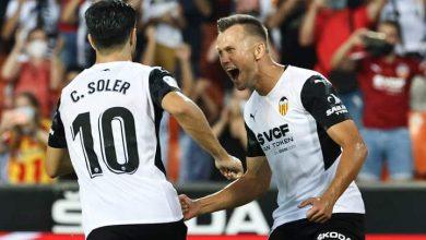 صورة في المباراة الافتتاحية للدوري الاسباني .. الخفافيش تسقط خيتافي