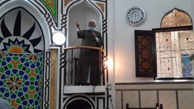 صورة وكيل أوقاف المنيا: إفتتحنا 4 مساجد بينهم مسجد اللواء مصطفي توفيق بالبدرمان