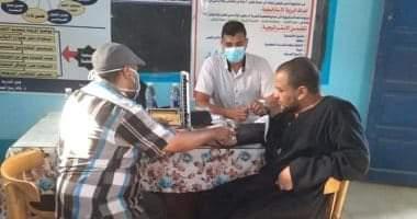 صورة صحة أسوان: جمع 138 كيس دم لتوفير إمدادات كافية بالبنوك